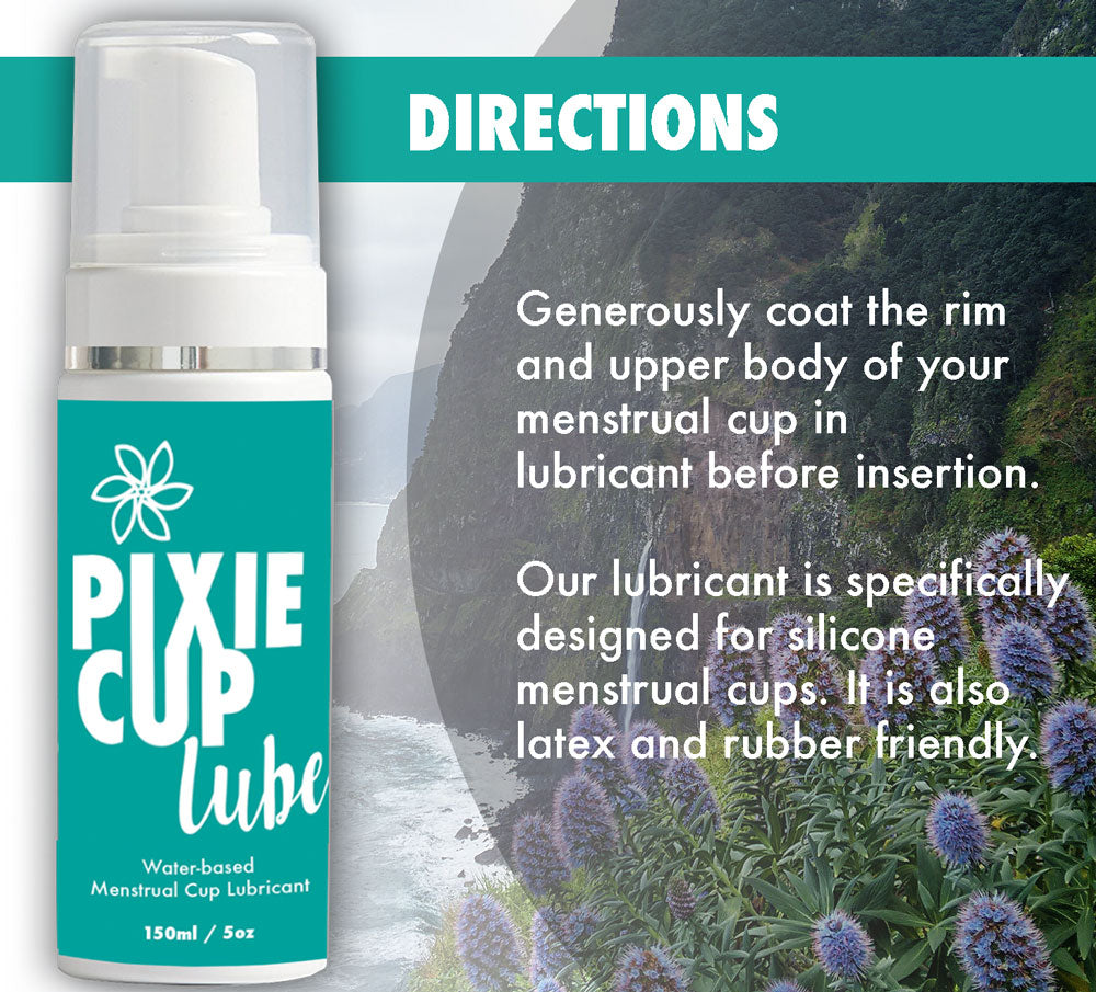 Pixie Cup Lube