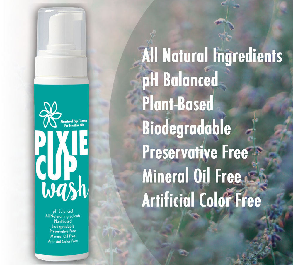 Pixie Cup Wash