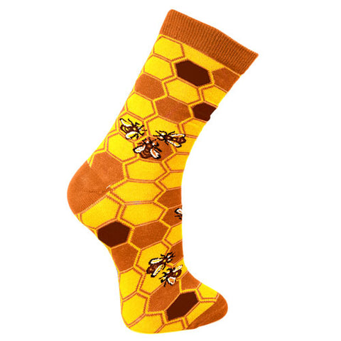 SAVE OUR BEES BAMBOO SOCKS - ladies