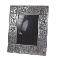 ALUMINIUM ELEPHANT PHOTO FRAME 7 x 5