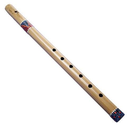 BAMBOO FLUTE / RECORDER 35cm