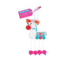 DRAMA LLAMA HANGING DECORATION - by Believe You Can