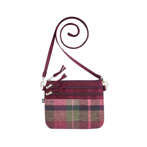 HAWTHORN TWEED POUCH BAG / CLUTCH - by Earth Squared