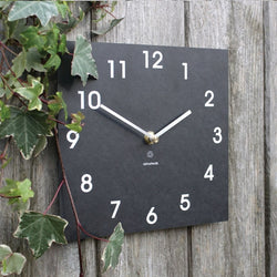ECO WALL CLOCK CLASSIC - by ashortwalk