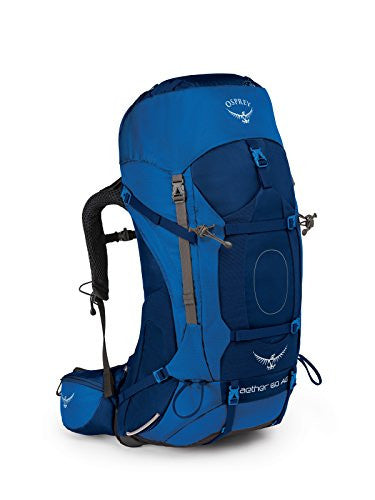 Osprey Packs - Aether Ag 60 Backpack - Neptune Blue