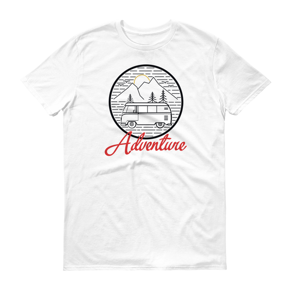 Road Trip Variant - White Rock Clothing T-Shirt - t-shirt
