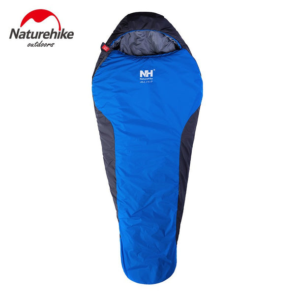 Outdoor Mummy Sleeping Bag - Sky Blue