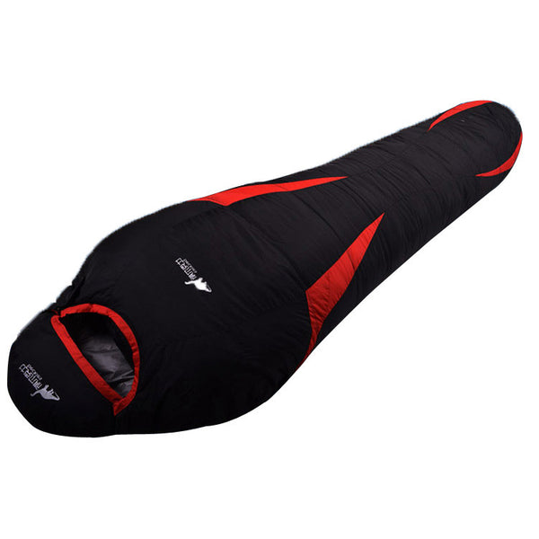 Outdoor Windstopper Sleeping Bag - Red