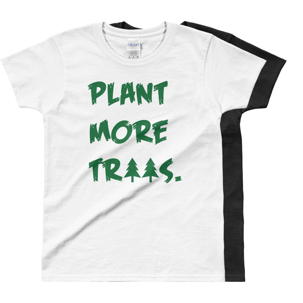 Plant More Trees Tee - Womens