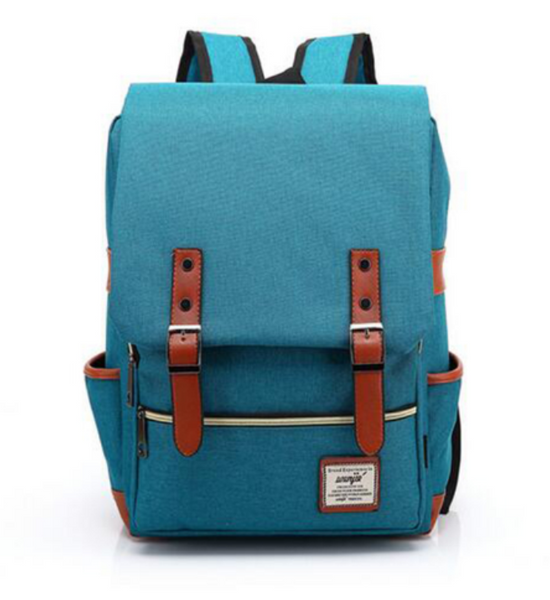 Travel Backpack - Blue