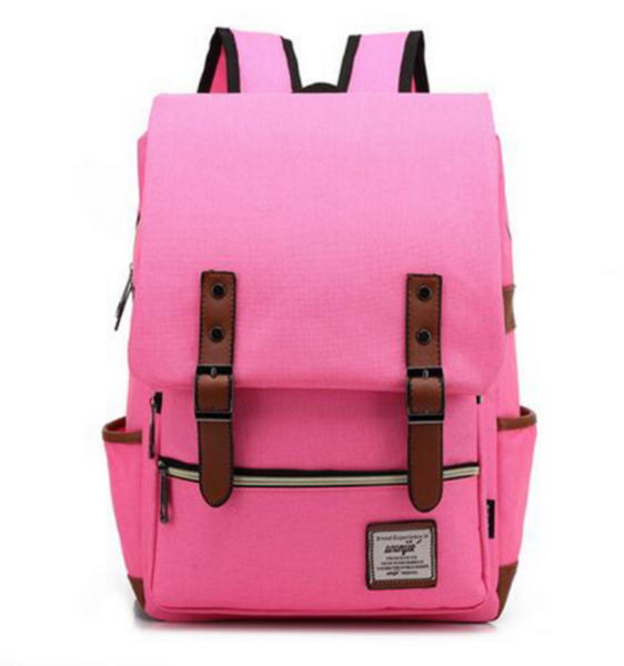 Travel Backpack - Pink