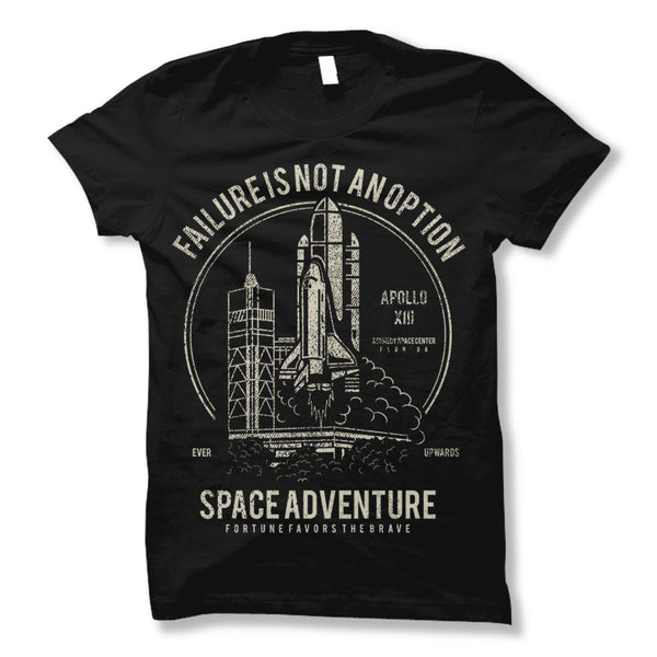 Space Adventure Tee - Women's