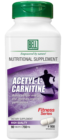 #900-Acetyl-L-Carnitine (90 tablets)