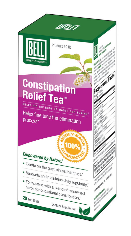 #21b Constipation Relief Tea™*