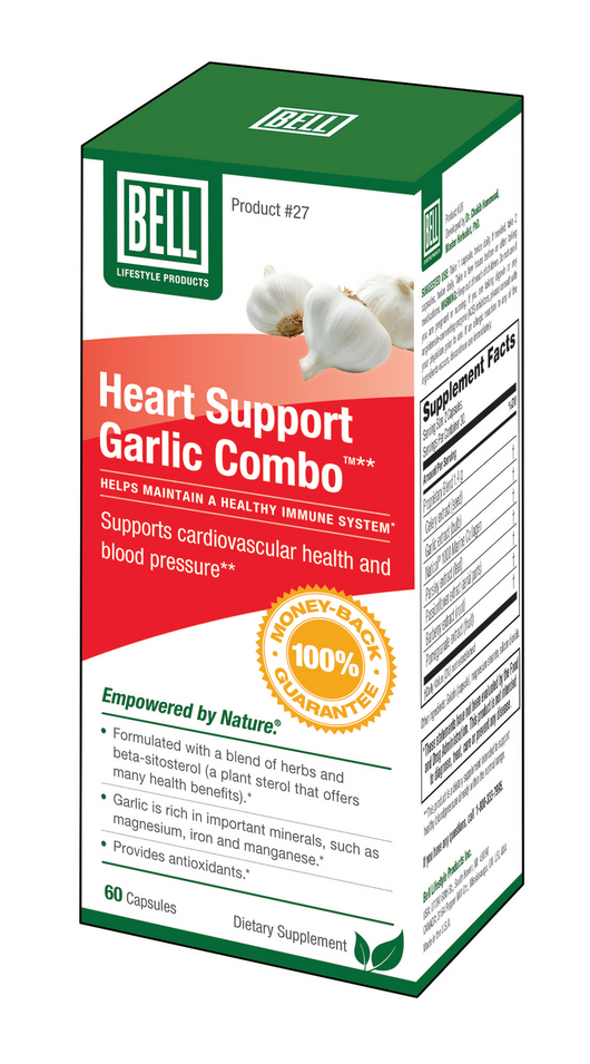#27 Heart Support Garlic Combo™*