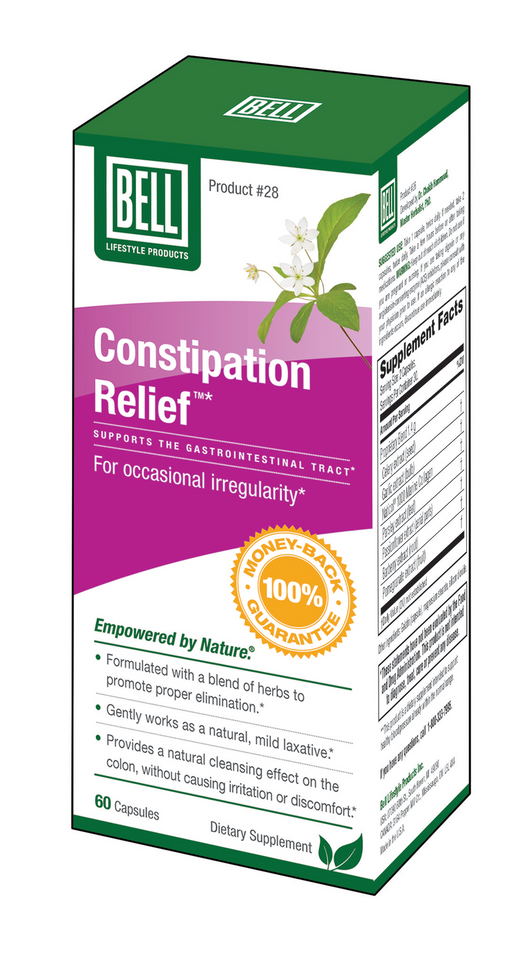 #28 Constipation Relief*