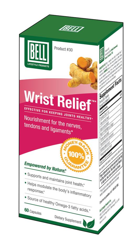 #30 Wrist Relief™*