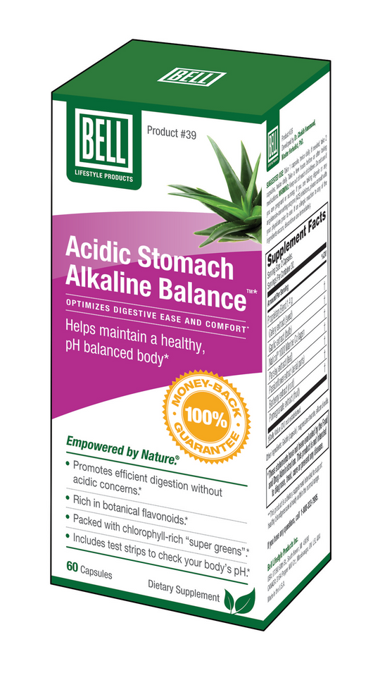 #39 Acidic Stomach Alkaline Balance™*