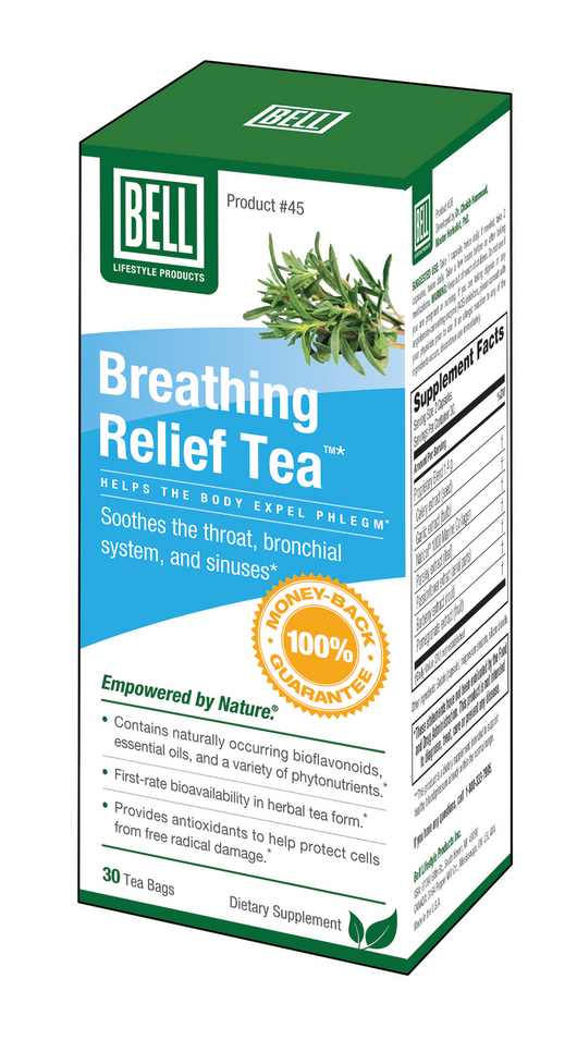 #45 Breathing Relief Tea*