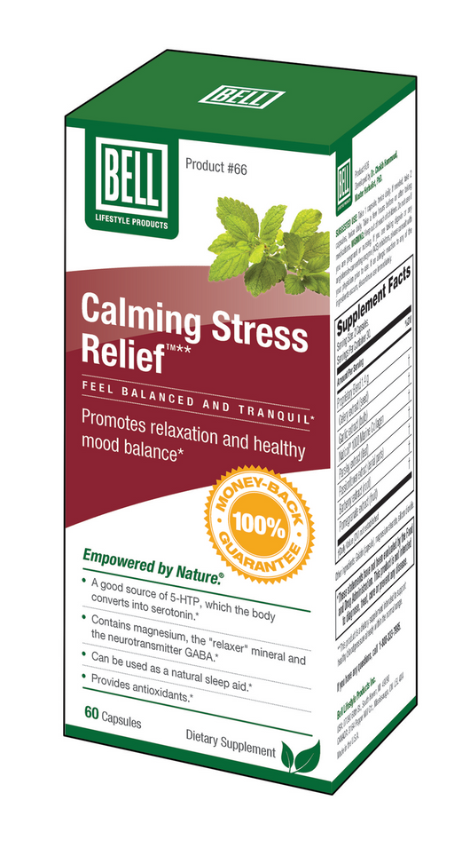#66 Calming Stress Relief*