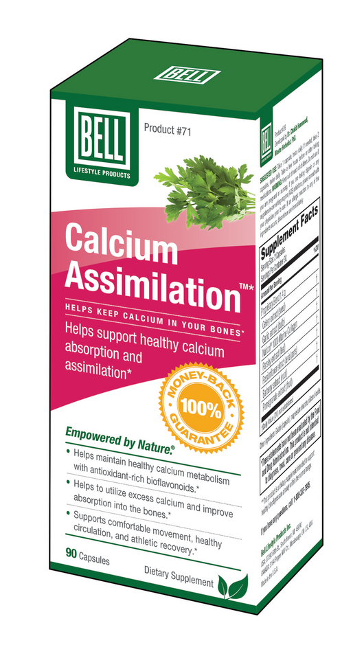 #71 Calcium Assimilation™*