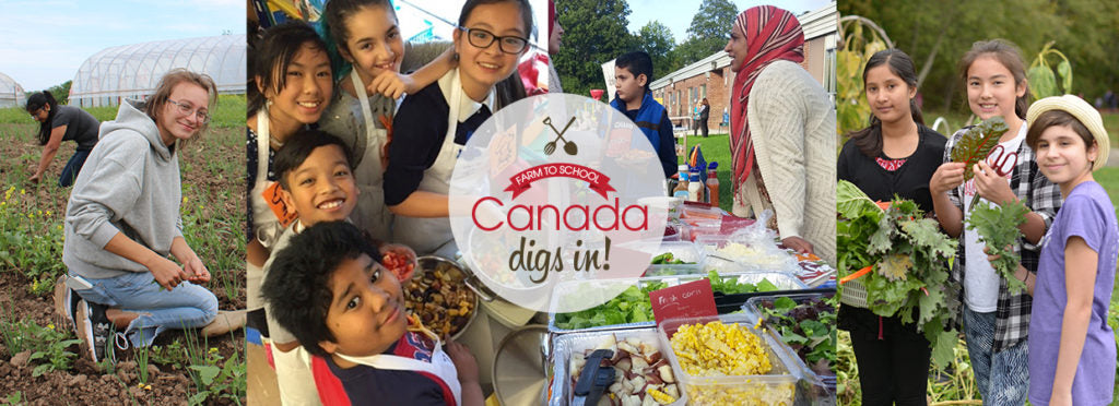 Farm to School Month Canada