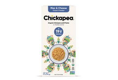 Chickapea Organic Chickpea Lentil Mac & Cheese (6 pack)