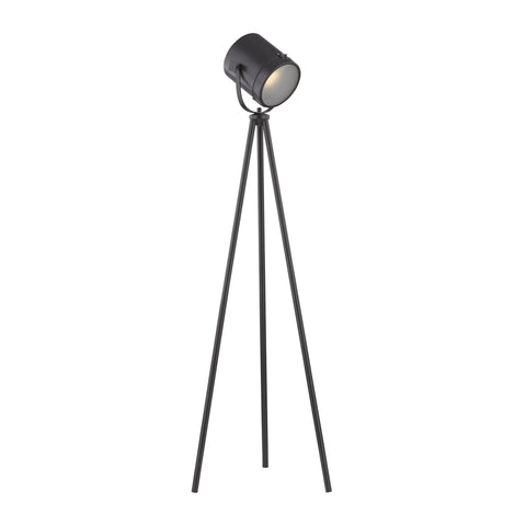 Tripod luxnest lamps dimond lighting zoot modern black tripod spotlight floor lamp d3187 aloadofball Gallery