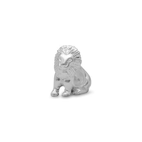 Polished Lion Story Bead
