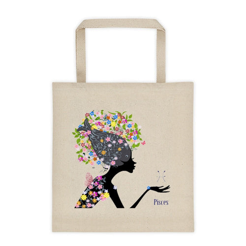 Piscean Goddess Tote bag