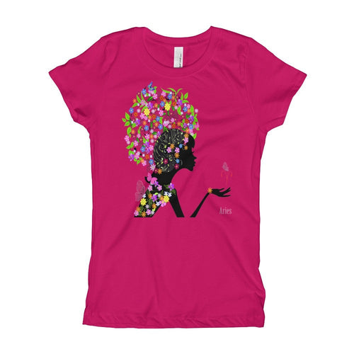 Aries Goddess Girl's Youth T-Shirt
