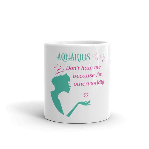 Aquarius- Otherworldly Mug