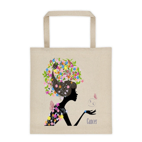 Cancerian Goddess Tote bag