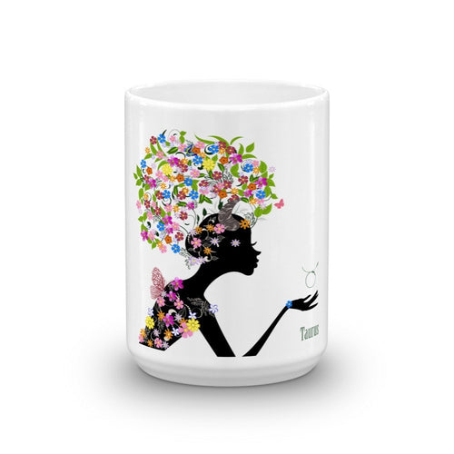 Taurean Goddess Mug