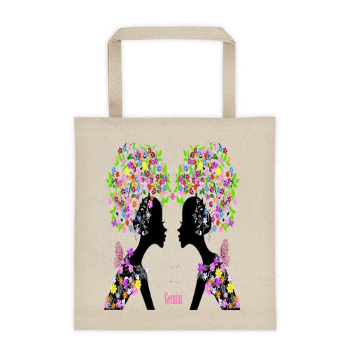 Geminian Goddess Tote bag