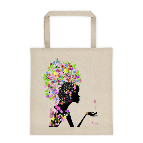 Aries Goddess Tote bag