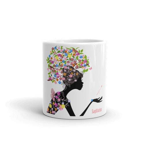 Sagittarian Goddess Mug 11 or 15 oz