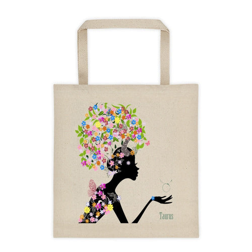 Taurean Goddess Tote bag