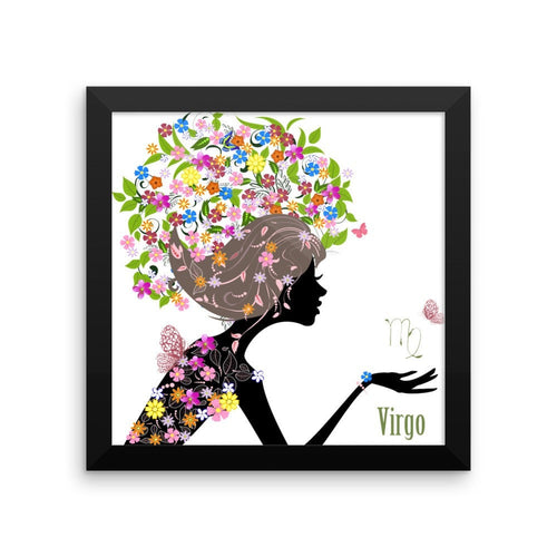 Virgin Goddess Framed poster (matte)