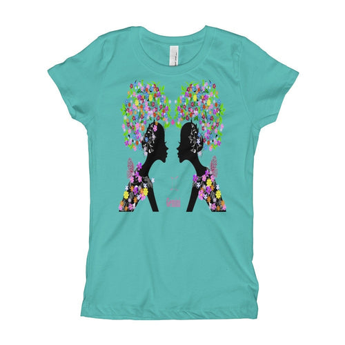 Geminian Goddess Girl's T-Shirt