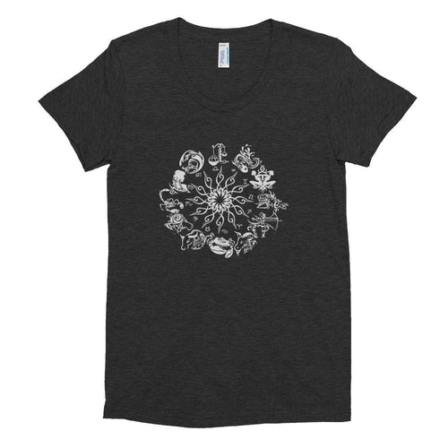 Astrological Signs Women's short sleeve soft t-shirt