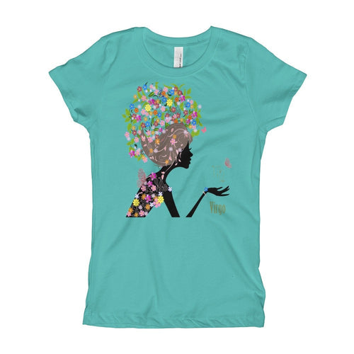 Virgin Goddess Girl's Youth T-Shirt