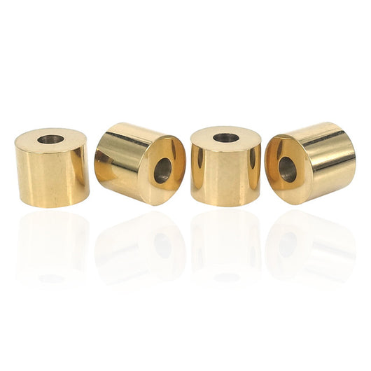 Gold Titanium Spacers