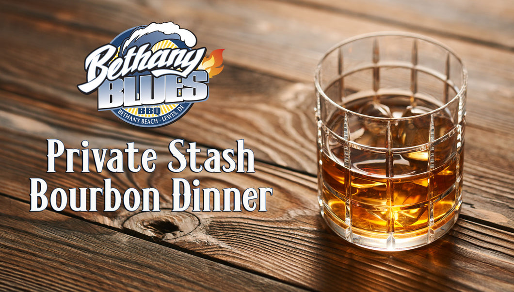 Private Stash Bourbon Dinners | Bethany