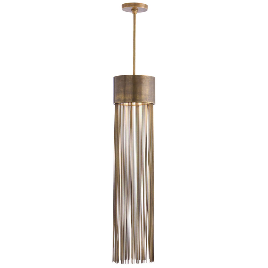 Arteriors pendants berti pendant antique brass white max and russ 000 aloadofball Images