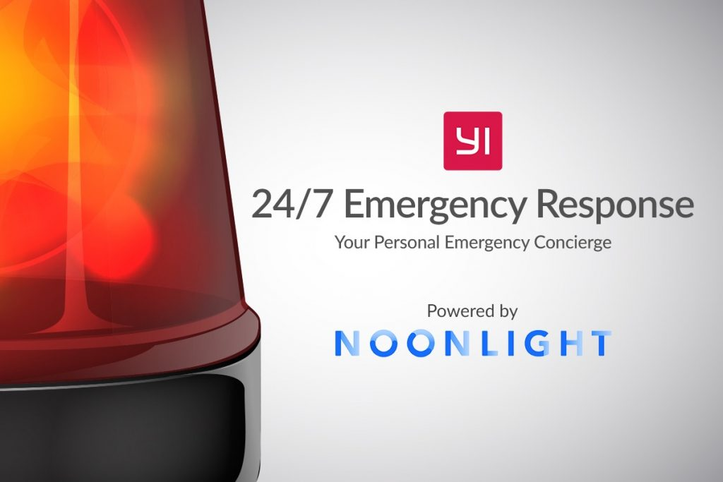 YI Technology Brings A 911 Solution To Your Home