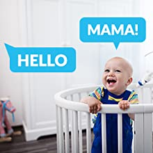 BABY MONITOR TWO-WAY AUDIO