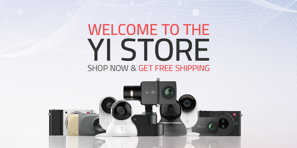 Welcome to the YI Store