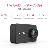 YI 4K+ Action Camera with Waterproof Case