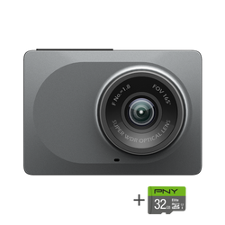 YI Smart Dash Camera with 32GB microSD card
